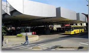 Terminal Rodoviário em Joinville