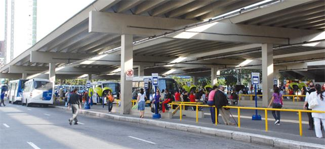 Terminal Santana (zona norte), na lista das conces