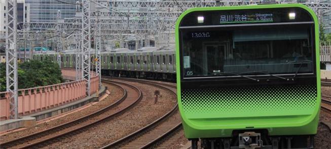 Testes na Linha Yamanote serão nos novos trens E23
