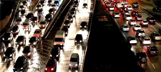 TomTom indica: SP é a 5ª mais congestionada do Bra