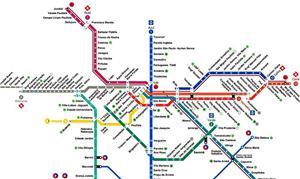 Trabalho sobre metrô de SP é premiado na Alemanha