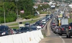 Trânsito em Florianópolis