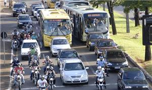 Trânsito em Londrina