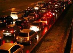 Trânsito em São Bernardo