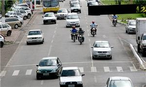 Trânsito no Mato Grosso