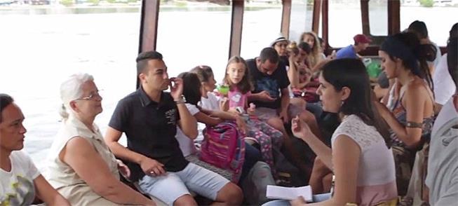 Transporte aquaviário divide opiniões em Florianóp