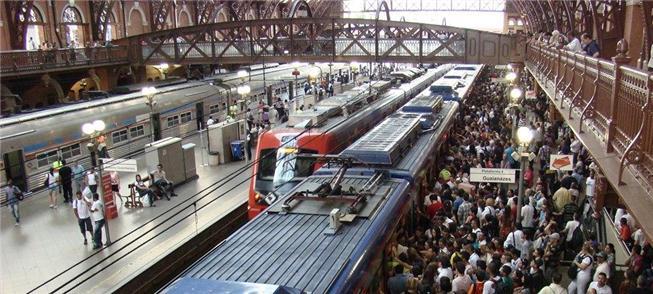 Transporte metropolitano é o maior desafio no Bras