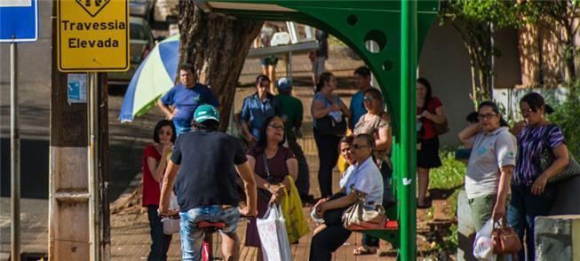 Transporte público, ciclistas e pedestres serão pr