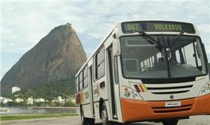 Transporte público é prioridade para  Rio+20