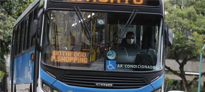 Transporte público: local dos mais propícios à con