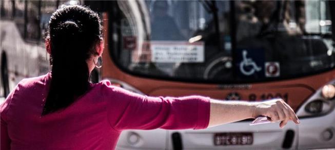 Transporte público: olho no passageiro