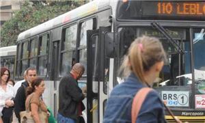 Transporte público: setor deverá despender R$ 18,7