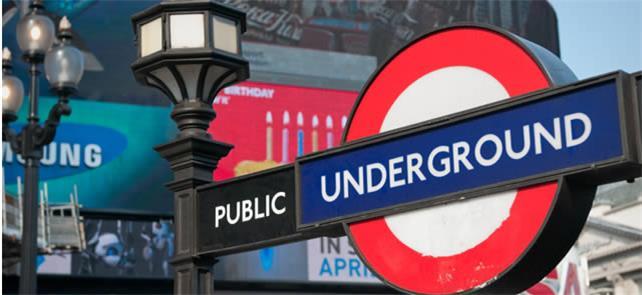 Transporte público, usado por todos em Londres