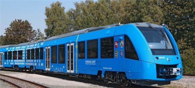 Trem a hidrogênio Coradia iLint já circula na Alem