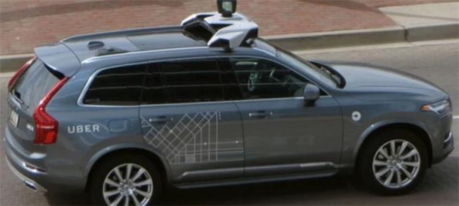 Uber voltou parcialmente com os testes com carros