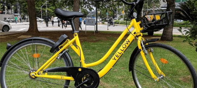 Usuários de bikes Yellow em SP já podem estornar p