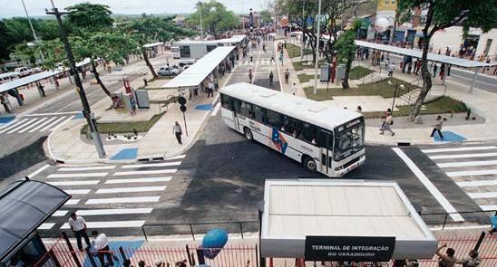 Varadouro será substituído por novo Terminal Metro