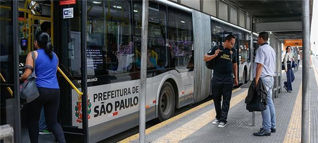 Velocidade dos ônibus em SP: abaixo do esperado