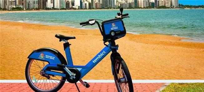 Vila Velha ganha novas bikes de aluguel em dezembr