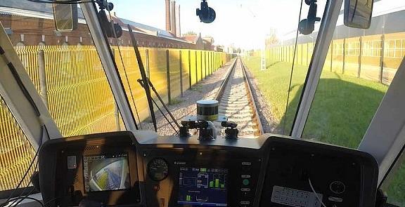 VLT autônomo em testes: em breve nos trilhos de Mo