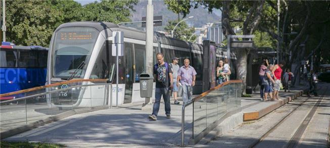 VLT do Rio: exemplo de transporte sustentável