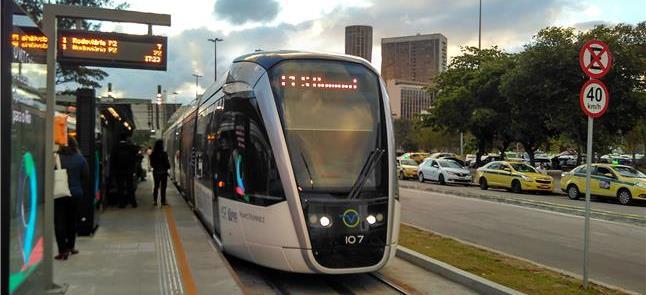 VLT do Rio: mais um trecho inaugurado em novembro