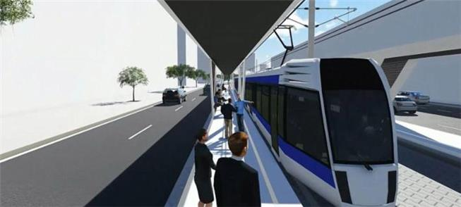 VLT do Subúrbio, na Bahia, terá 19,9 km e 22 estaç
