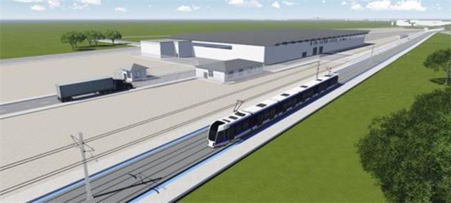 VLT do Subúrbio terá 20 km de extensão e 22 estaçõ