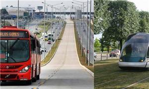 VLT e BRT: 2 transportes com média capacidade