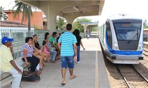 VLT tem capacidade para mais de 500 passageiros