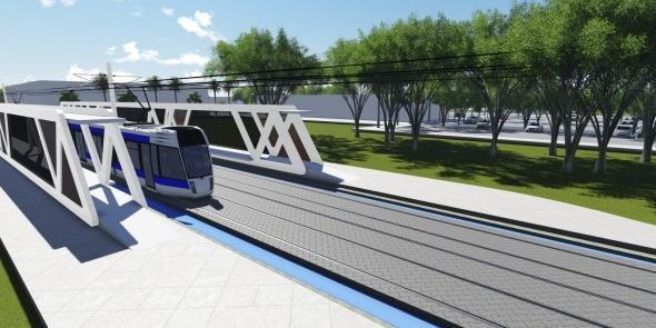 VLT terá 20 composições e capacidade de 600 passag