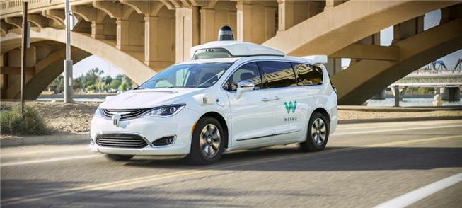 Waymo One, projeto de táxi autônomo da Google