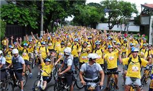 World Bike Tour 2013, em São Paulo