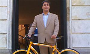 Zé Lobo, da Transporte Ativo