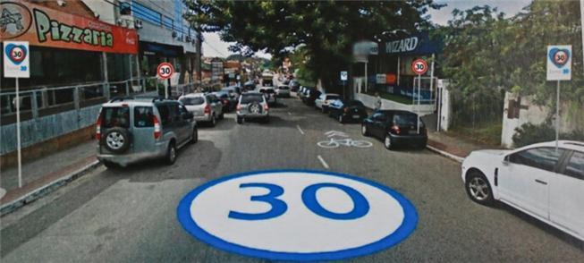 Zona 30 em Floripa: reduzir velocidade e acidentes