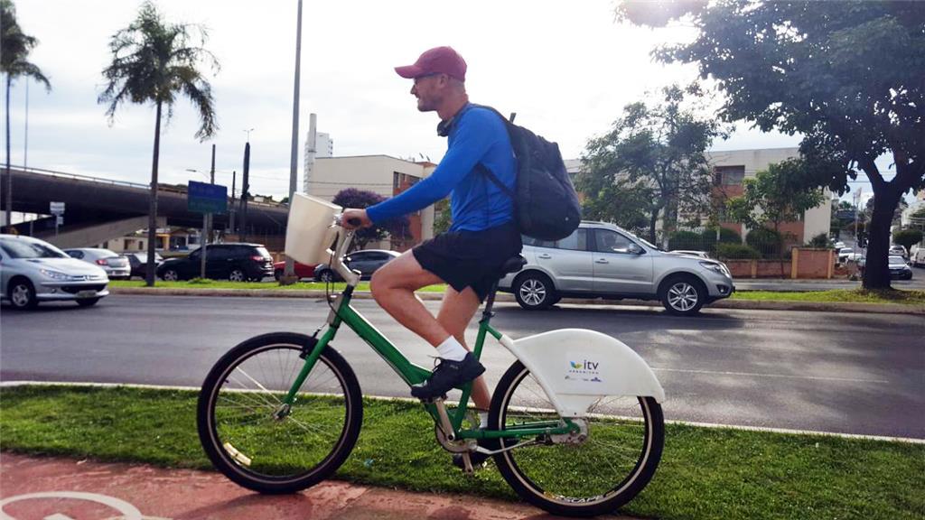 ac266f97e Bikes compartilhadas agora são de graça em Uberlândia (MG)