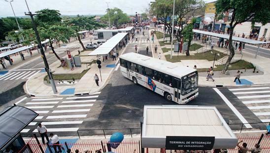 Terminal de Integração do Varadouro, em João Pessoa, pode ser extinto nos  próximos anos