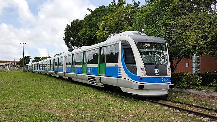 Resultado de imagem para Sistema de Trens Urbanos não opera
